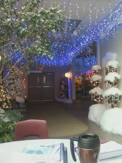 Indoor Winter Wonderland